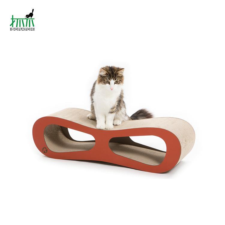 Corrugated Cardboard Cat Scratcher Cardboard Cat Lounge