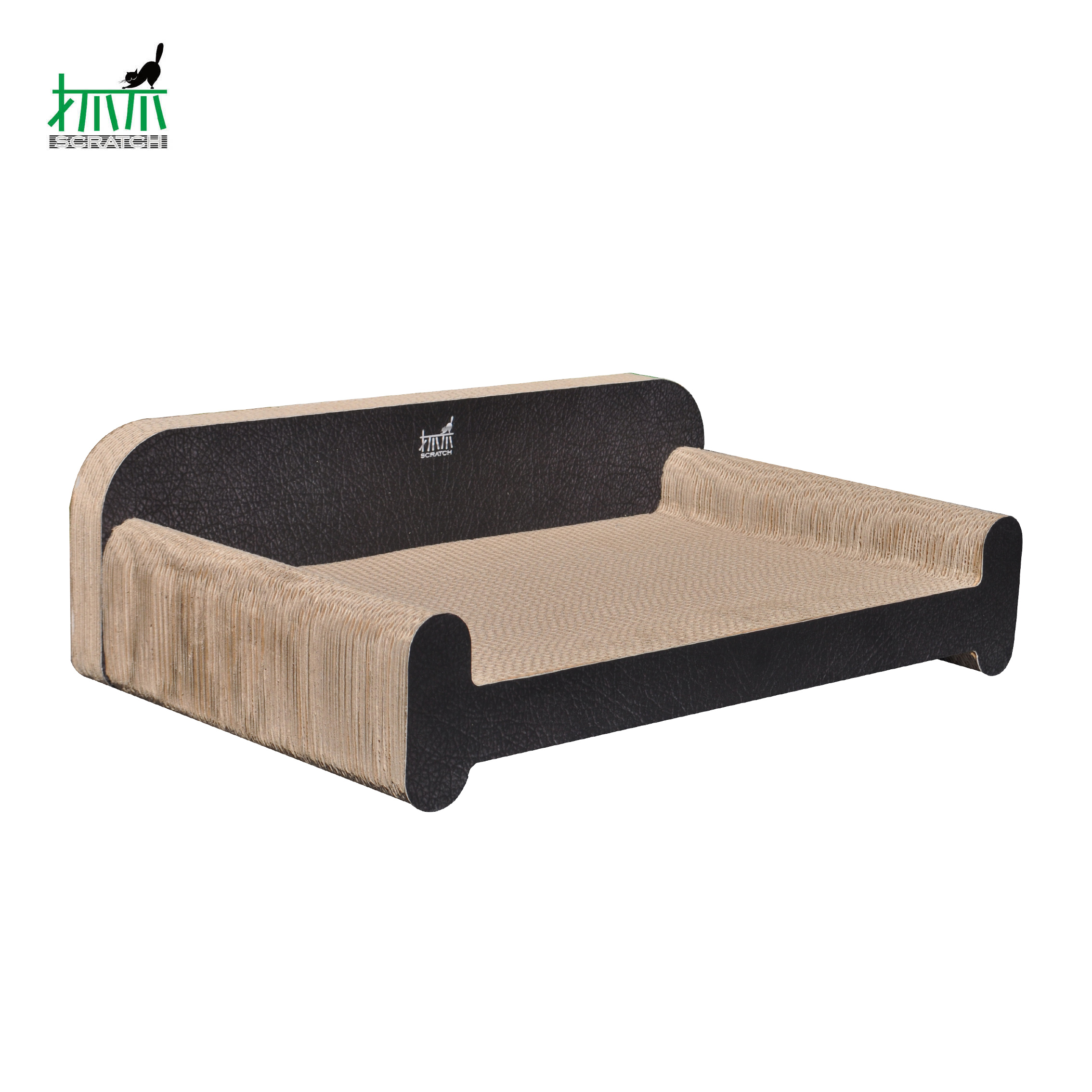 New Design Big cat scratcher lounge cat sofa